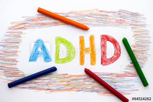 ADHD drawing