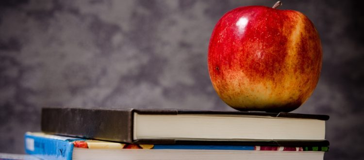 apple-blur-book-stack